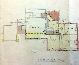 First floor plan about 1930 [Z839-6b]
